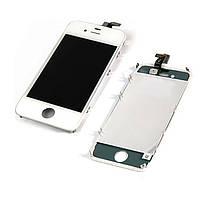 Замена дисплейного модуля Apple IPhone 4S White (работа + запчасть)