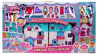Кукольный дом Dream Dollhouse 1205