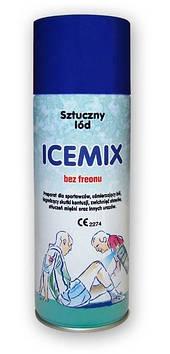 Icemix спрей заморозка от травм 400 мл.Польша.