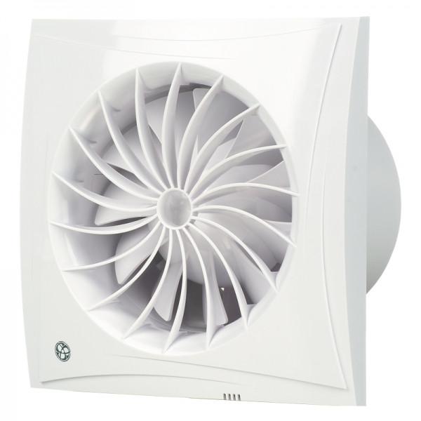 BLAUBERG Sileo 125 H - вентилятор в ванную