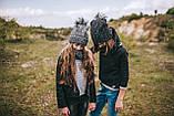 Детская шапка (набор) ДЖОРДЖИЯ для подростков оптом р. 52-54, фото 4
