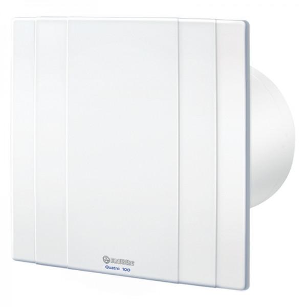 BLAUBERG Quatro 125 H - вентилятор в ванную