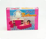 Мебель для кукол «Ванная комната» 94013