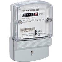 Счетчик электроэнергии однофазный НИК 2102-02 M1B 5(60А)