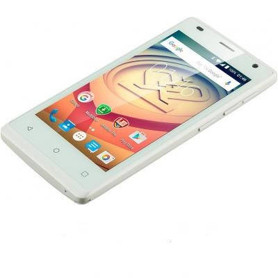 Мобильный телефон Prestigio 3458 DUO White , фото 2