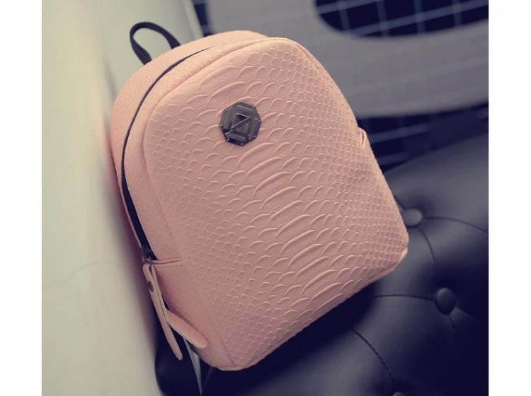 Рюкзак женский Jinopin Pink