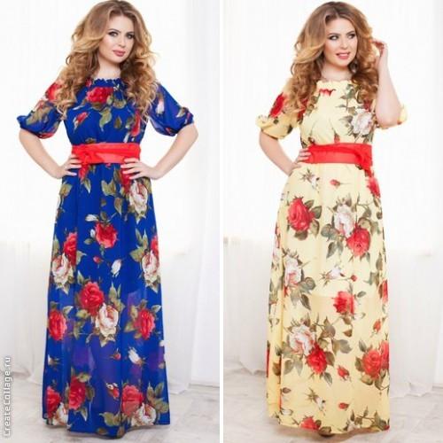 Платье шифон интернет магазин украина