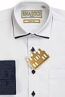 """Шикарная рубашка для мальчика """"Княжич"""" на рост 116-170см"""