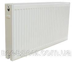 Стальные радиаторы  DJOUL 11 тип боковое подключение 500х500