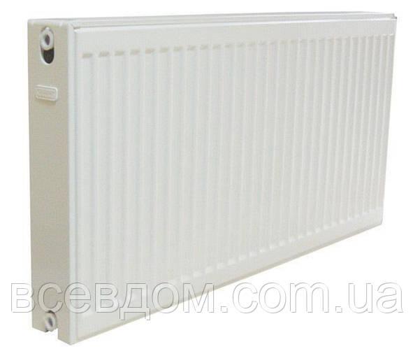 Стальные радиаторы DJOUL 22 тип боковое подключение 300х900