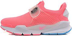 Женские кроссовки Nike Fragment Design x Sock Dart SP Pink