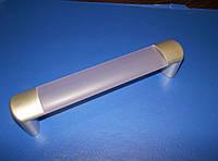 Ручка мебельная DK 20 сиреневая, фото 1