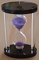 Стеклянные песочные часы декоративные