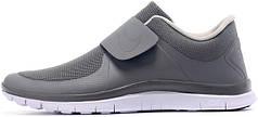 Женские кроссовки Nike Free Socfly Gray, найк сокфлай