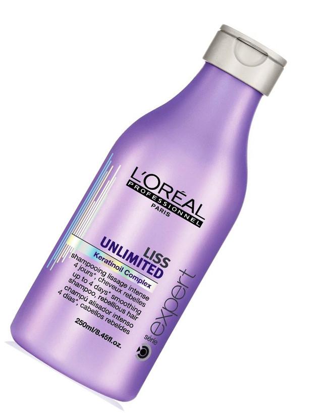 """Шампунь для разглаживания непослушных волос """"L`Oreal"""" Liss Unlimited (250ml)"""