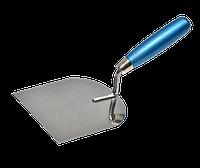 Мастерок штукатурный 100х60мм стальной с нержавеющим покрытием FAVORIT