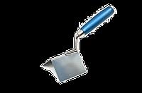 Мастерок штукатурный 8х6х6см для внешних углов FAVORIT