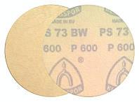 Круги шлифовальные на липучке (фибровые) P600 Klingspor