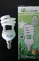 Энергосберегающая лампа 15W 4100K Е14