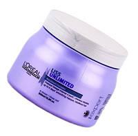 Маска для разглаживания непослушных волос L`Oreal Liss Unlimited 500ml