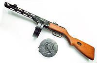 ППШ (Пистолет-пулемёт Шпагина) Макет массогабаритный