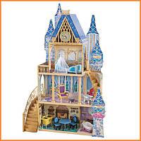 Дом для кукол KidKraft Cinderella Royal Dreams Королевская мечта Золушки с мебелью 65400