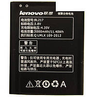 Оригинальный аккумулятор АКБ батарея Lenovo  BL217 / S930 3000mAh