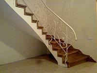Облицовка бетонных лестниц, фото 1