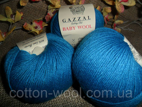 Gazzal Baby wool (Газзал беби Вул)  822