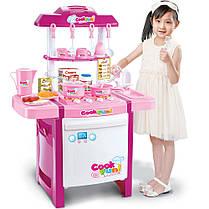 """Игровой набор кухня детская интерактивная """"Cook Fun"""" арт.889-8, фото 3"""