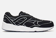 Кроссовки Puma x ICNY Trinomic R698 Black/White, фото 1
