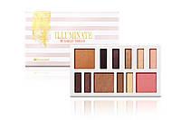 Палетка теней, румян, бронзеров Illuminate by Ashley Tisdale Night Goddess - 12 Color BH Cosmetics Оригинал