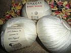 Gazzal Baby wool (Газзал беби Вул)  801 белый