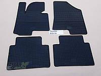 Резиновые ковры в салон Hyundai IX35 10- (LUX) кт-4 шт.