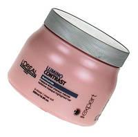 Маска-сияние для мелированных волос L`Oreal Lumino Contrast  500ml, фото 1