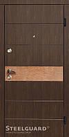 Двери входные металлические с МДФ Steelguard™ модель «ORLANDO» 157