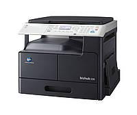 Konica Minolta bizhub 226, монохромное МФУ, А3, 22 стр./мин, копир, сетевой принтер, сканер, дуплекс., фото 1