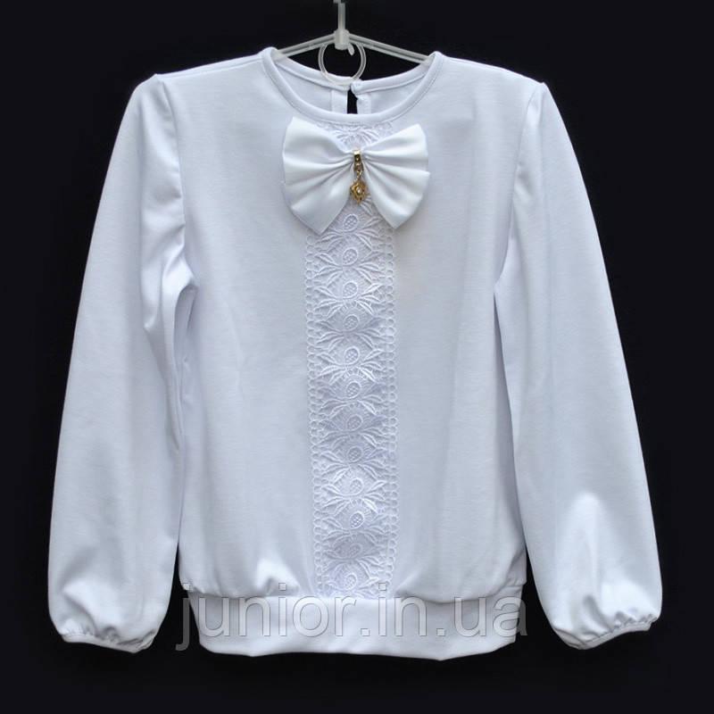 Блузки Для Девочек Нарядные Купить