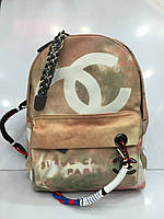 Рюкзак Chanel Graffiti ( Шанель Граффити ) с паспортом