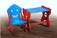Набор детский Маус (стол и стульчик)