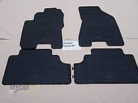 Резиновые ковры в салон Hyundai Tucson 04- (CLASIC) кт-4 шт.