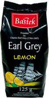 Чай листовой Bastek Earl Grey Lemon 100g (Польша)