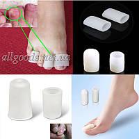 Накладка силиконовая на большой палец ноги (kor626)