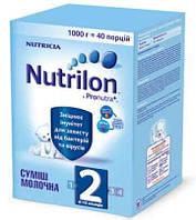 Детская молочная смесь Нутрилон 2 1000г.