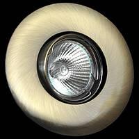 Светильник точечный [ Litol D - 105 Bronze ]