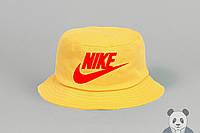 Яркая панамка найк,Nike red