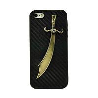 Чехол Metal Emblem Case iPhone 4 Sword