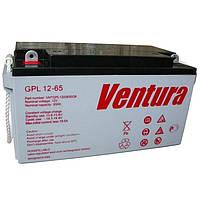 Аккумуляторная батарея Ventura GPL 12-65, емкость 65Ач, для ИБП