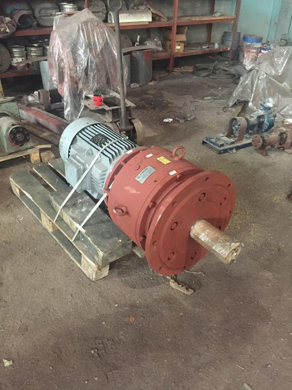 Мотор Редуктор 3МП-125-45-45
