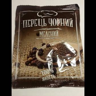 Перец черный молотый ТУ, 20 г.